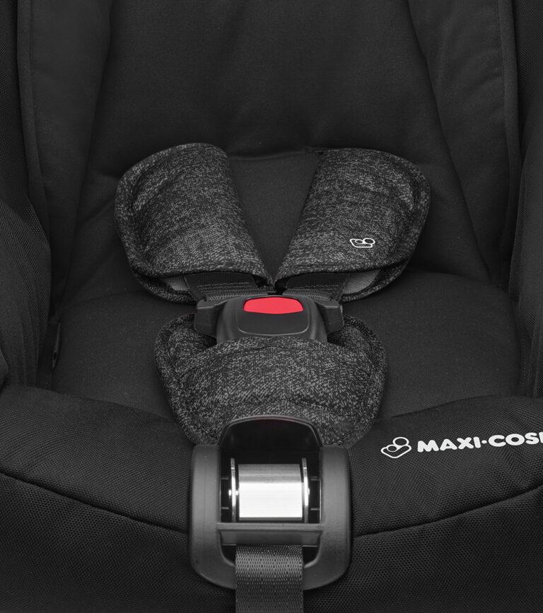 maxicosi carseat babycarseat citi 2018 black nomadblack 3pointsafetyharness  front group0+ infant belt isofix isize