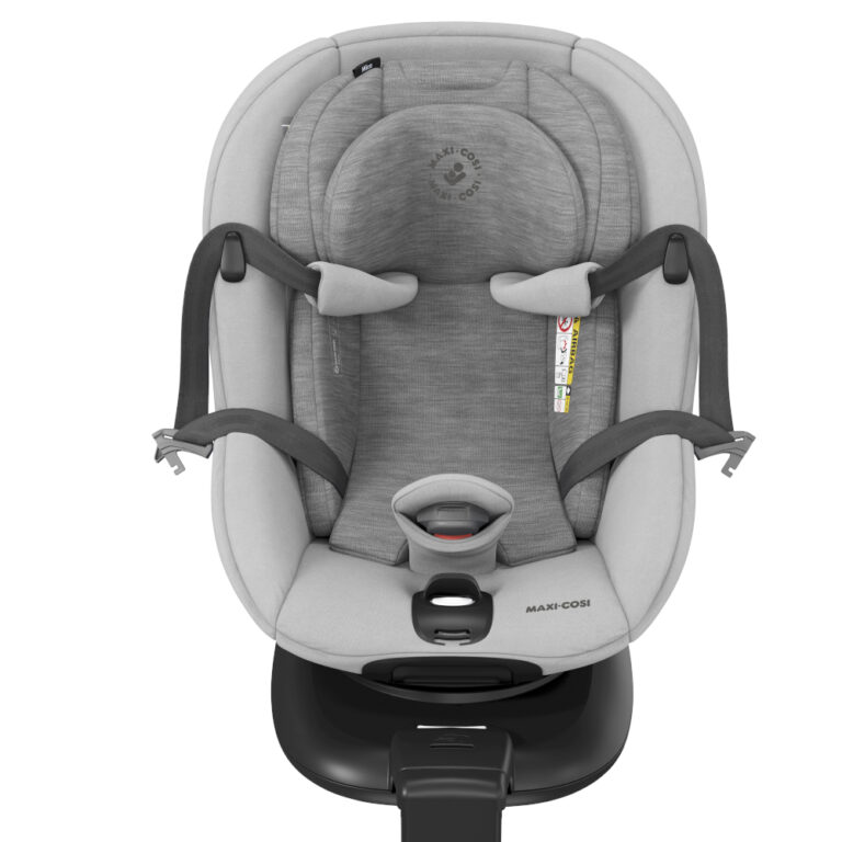 maxicosi carseat babytoddlercarseat mica grey authenticgrey easyincrotchpad zoom 8712930162674 Group0+1 Infant Toddler iSize ISOFIX